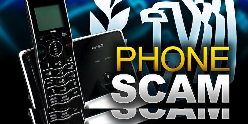'Tis the Season. Stay Alert for IRS Scam Phone Calls