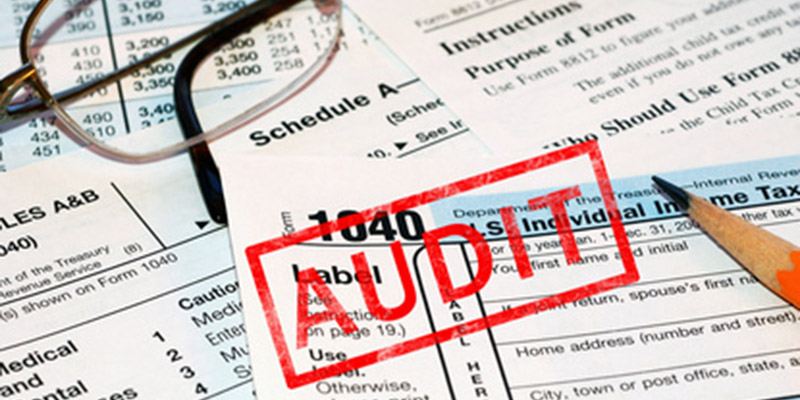 How to Audit Proof Your Tax Return-An Example of What NOT to Do