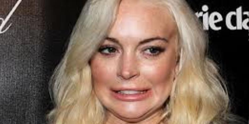 Celebrity Tax Tuesday - Lindsay Lohan - Sometimes When You're Drunk, You Forget to Pay Your Taxes