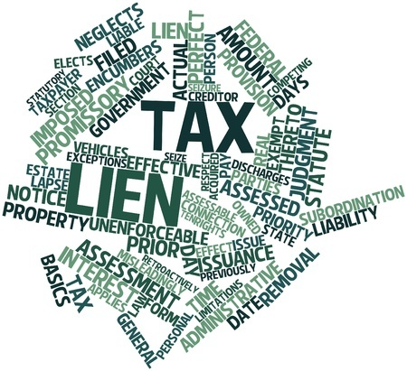 Liens and Levies - Avoid them! Here's how.