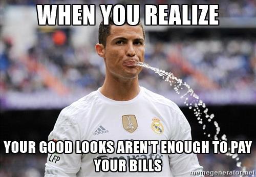 Rockin' Ronaldo