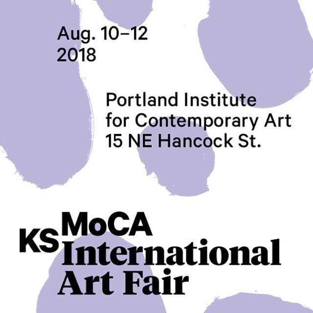 So excited to be invited once again to participate in @ksmoca 's International Art Fair. Mainly, we want to express so much pride and gratitude to the ever badass @tenyarodriguez , who always shows up with endless enthusiasm and commitment to their work. See you next weekend! . . . . . #contemporaryartfair #kidcollabs #childrenartist #artistsofcolor #queerartists #ksmoca #ksmocainternationalartfair