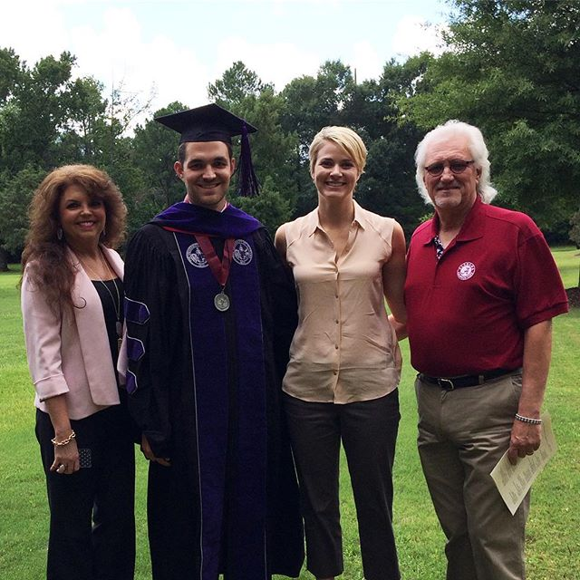 Daniel received his Masters Degree in Tax Law from The University of Alabama today! We are so proud of you son! #magnacumlaude
