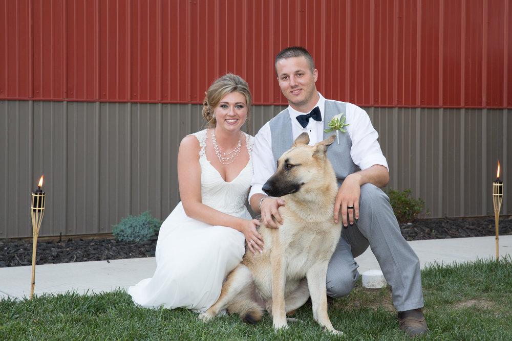 Brandon & Kelli Rarick - Owners -