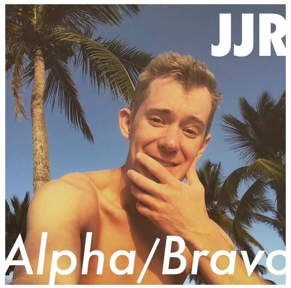 "A new collection of songs for Summer, 2018 called ""Alpha/Bravo"""