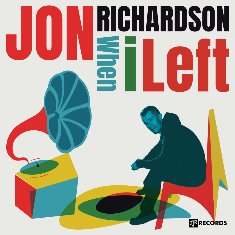 Jon Richardson's second studio album - listen today @BandCamp