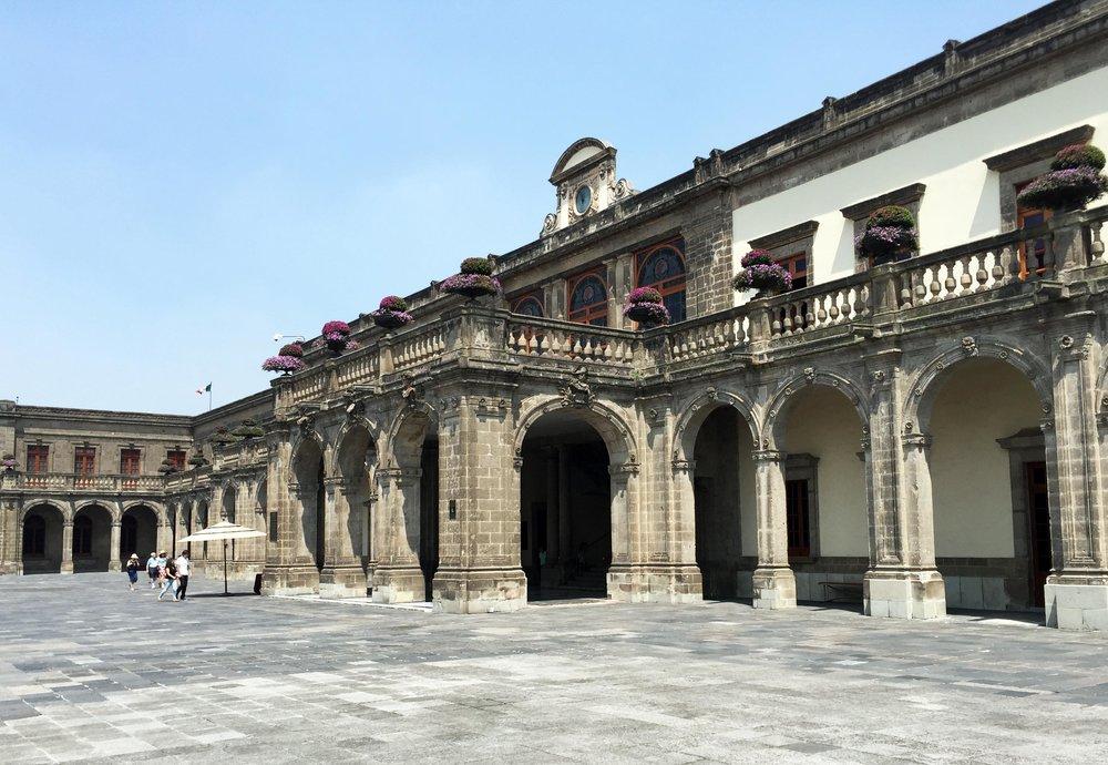 Castillo de Chapultepec, Mexico City | Mexico