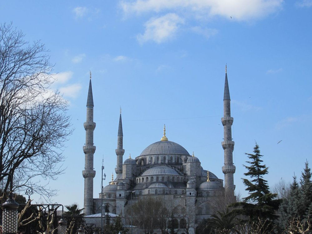 Blue Mosque, Istanbul | Turkey