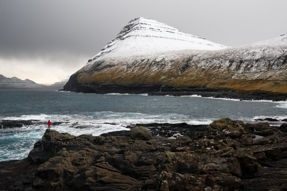 Winter in the Faroe Islands