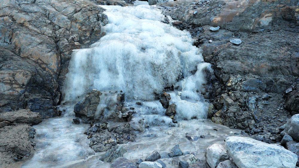 Glacial Melt, Still From Video