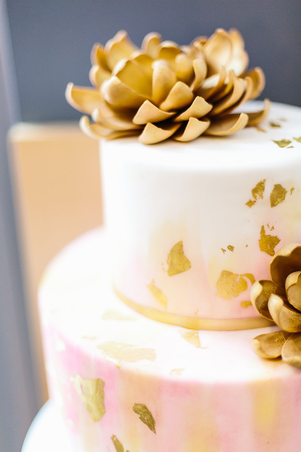 RareSweets  Wedding Cake. Photo:  Anna Meyer Photo
