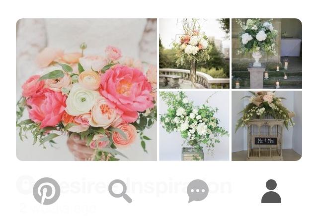 Screenshot of some   Pinterest   Inspo