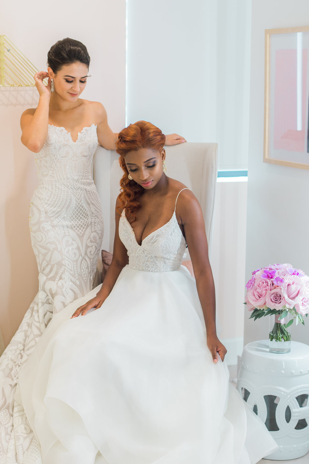 luck love photography - northern virginia wedding photographer - the bridal room va - the dresses-47.jpg