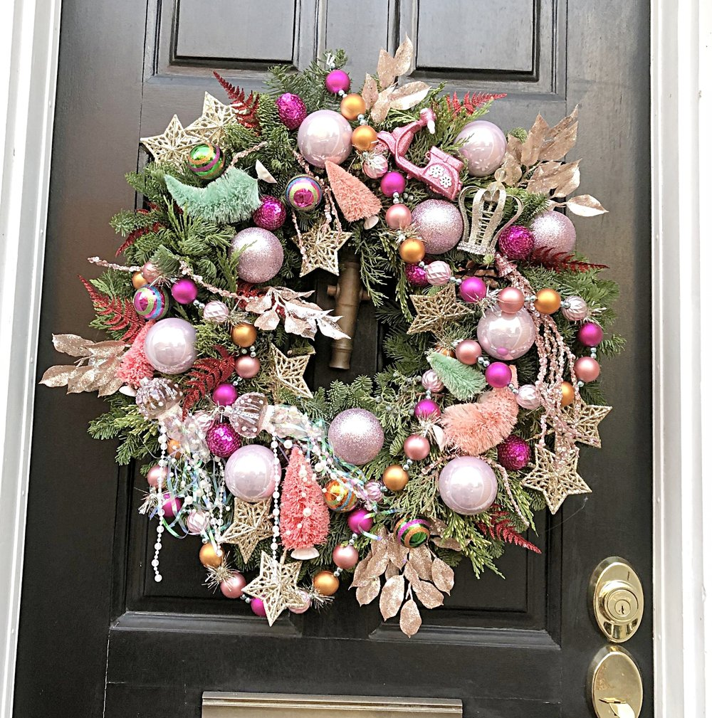 Blonde-in-the-district-wreath