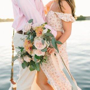 Atelier Ashley Flowers + DC Wedding Florist + Sarasota Wedding Florist + Tahoe Wedding Florist + Wedding Centerpiece + Bridal Bouquet +Bridesmaids Bouquets + https://www.atelierashleyflowers.com + Casey Elizabeth Fogarty Photography