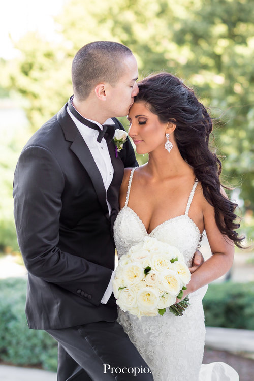 Christina and Kevin by  Procopio Photo  - planned by  Sincerely Pete Events