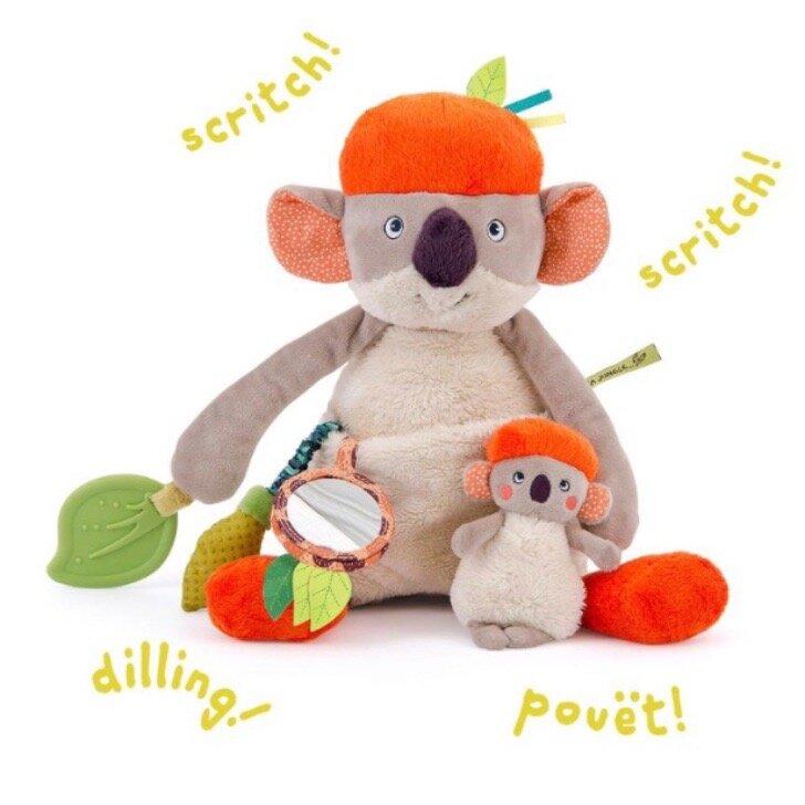 Sac /à dos Sac /à dos personnalisable Koala Moulin Roty