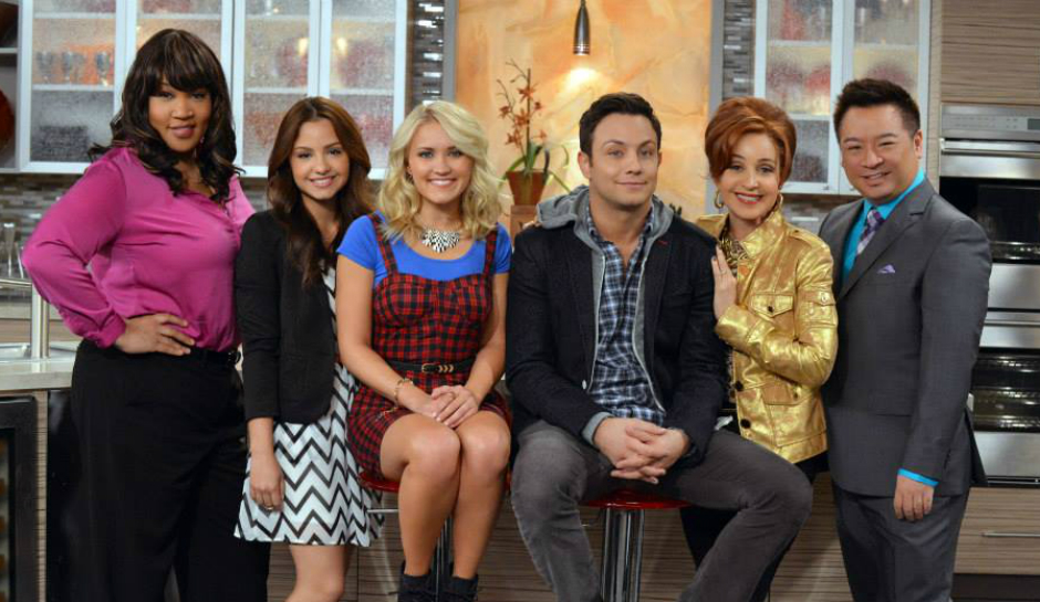 Young and Hungry. Elliot (Rex Lee) is portrayed as immature and childlike...an asian stereotype
