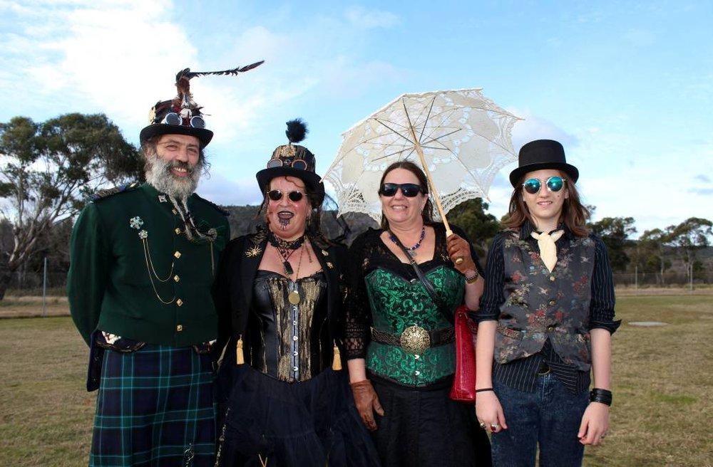 Steampunk Festival Tasmania