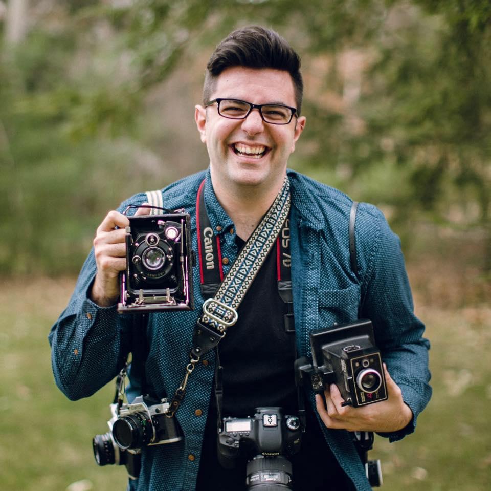 Justin McCallum, Photographer