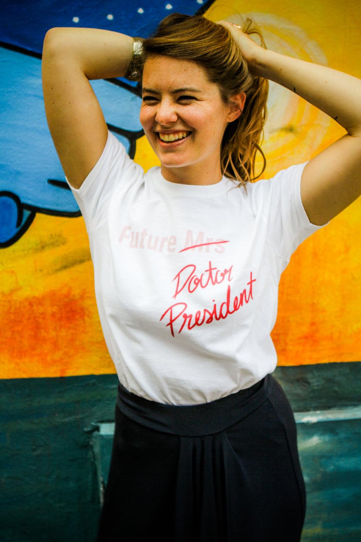 Amy Shackelford, Modern Rebel