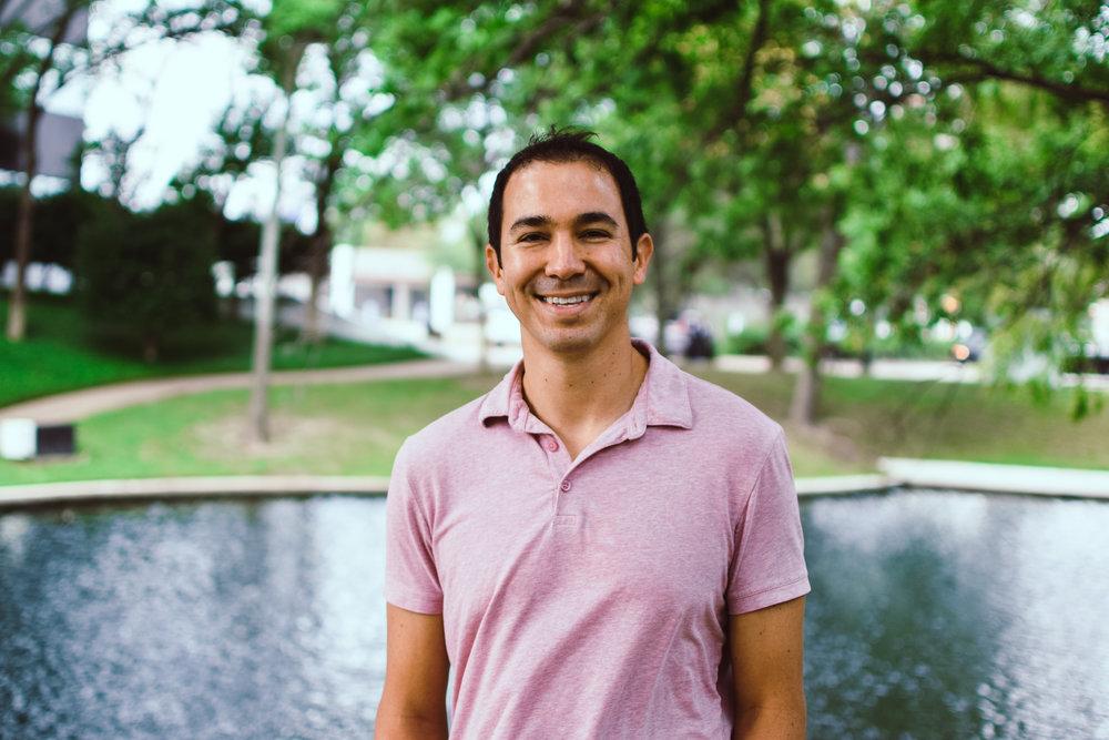 Richard Brindley. Photo courtesy of Amplio.