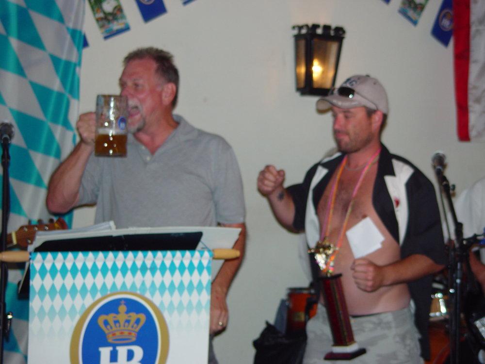 26 - Herb and Rob (drunk Aussie).JPG