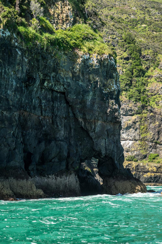Elephant Head Rock.