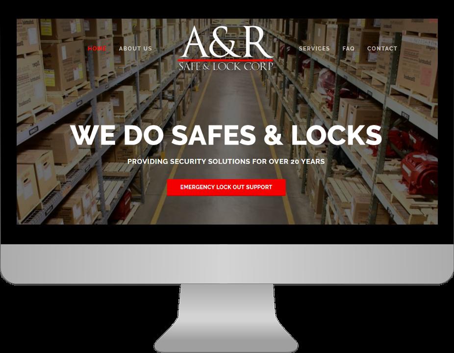 A & R SAFE