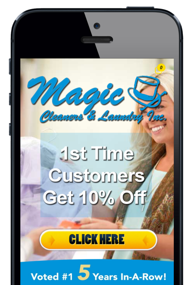 MAGIC CLEANERS