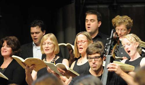 Emmanuel Music, Chorus