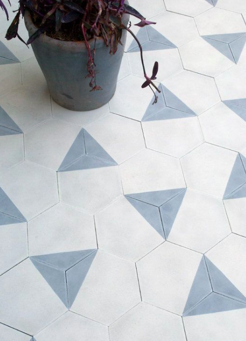 Exterior Floor - Image from Pinterest
