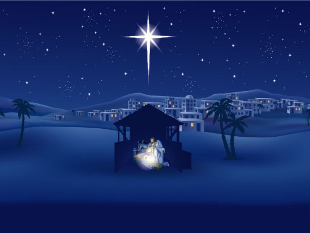 """For to us a child is born, to us a son is given…"" (Isaiah 9:6a)"