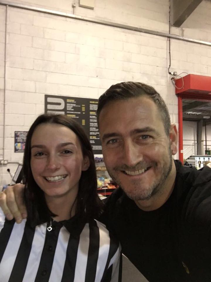 Will Mellor - Actor