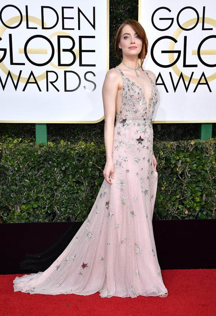 1. Emma Stone - Valentino
