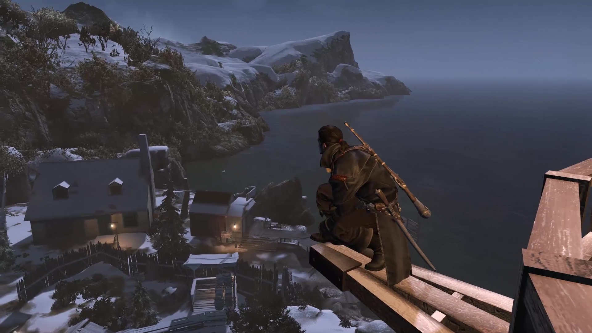 Assassin S Creed Rogue Atelier Arcade