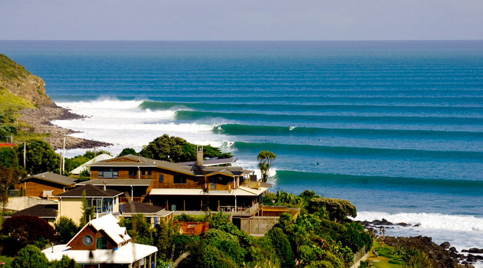 Raglan 7 best surftowns around the world |  Unique Bohemian Beach Items from around the world | Salty Boho Boutique | www.saltyboho.com
