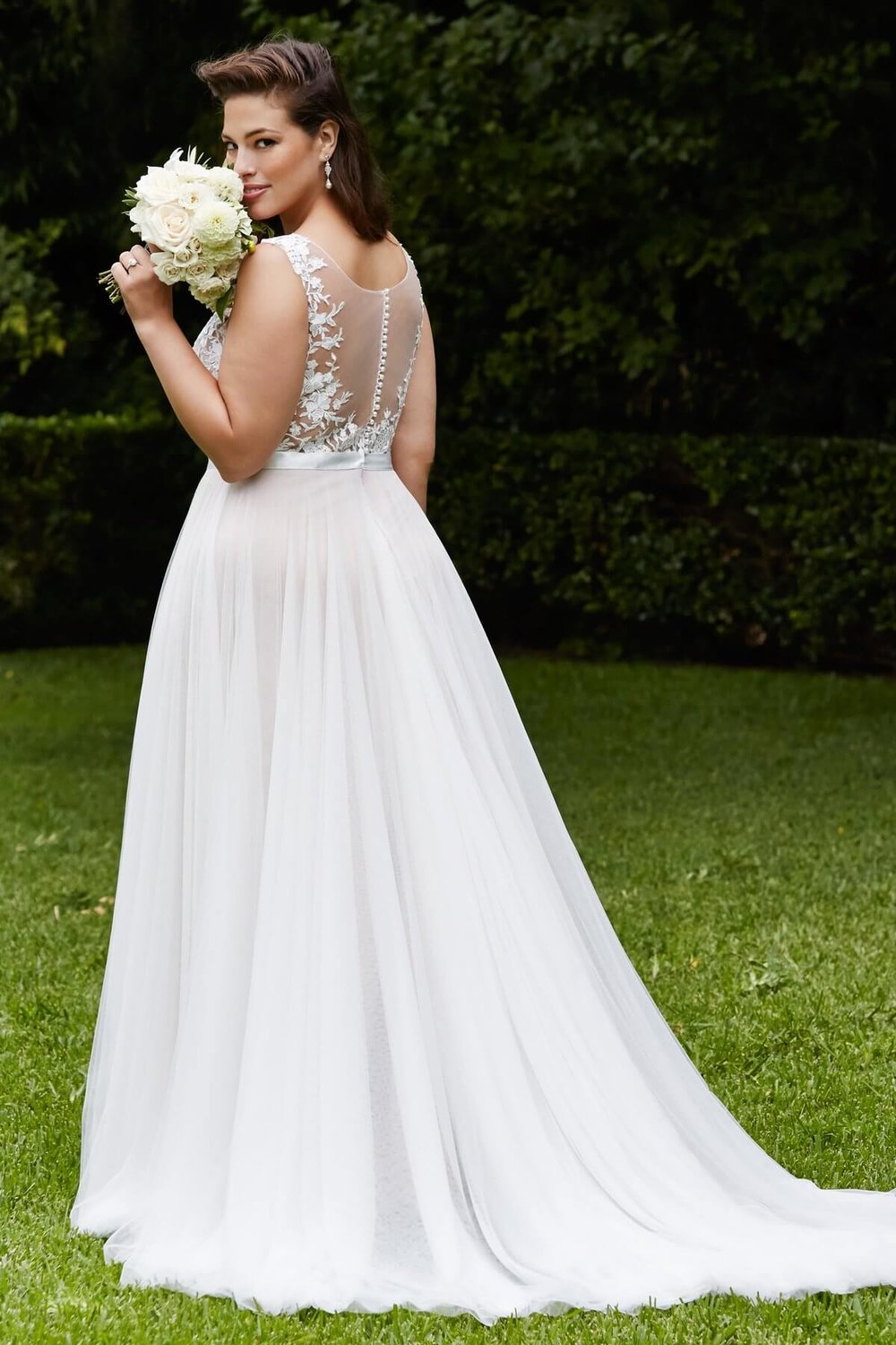 Curvy And Plus Size Wedding Dresses In Houston Tx Olivias Bridal