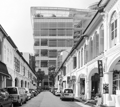 Purvis Street Singapore Co-working and Virtual Office