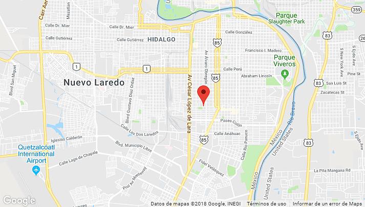Agencia Aduanal en Nuevo Laredo