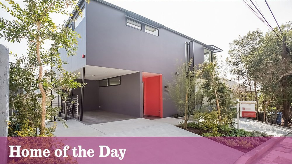 Home of the Day: Fresh, modernist inspiration in Silver Lake -
