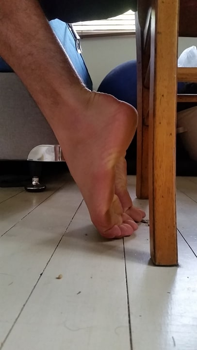 foot stretch monofin