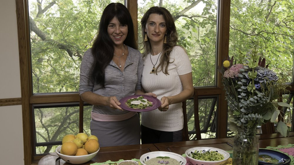 SALADS - recipes developed and tested by Dr Lina Garcia and Ornella Lazich