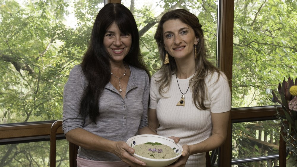 SIDES - recipes developed and tested by Dr Lina Garcia and Ornella Lazich