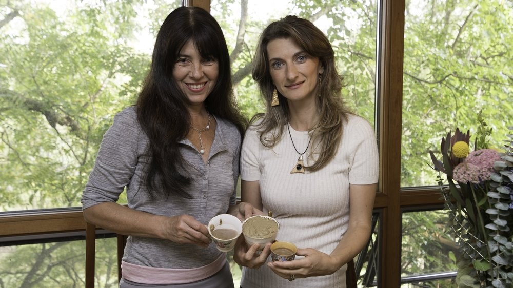 DRINKS - recipes developed and tested by Dr Lina Garcia and Ornella Lazich