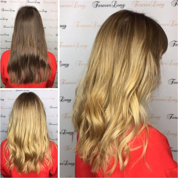 Could this be the worlds most perfect balayage?!