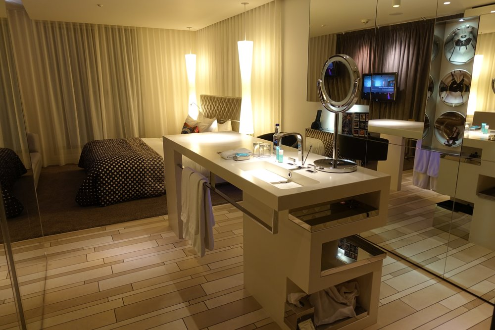 Loved the room layout and location, right in Leicester Square.