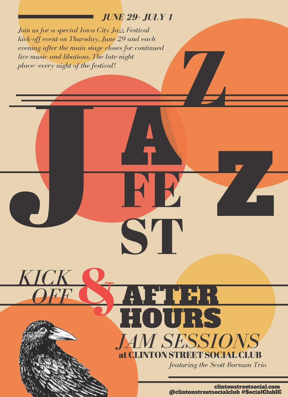 Iowa City Jazz Fest After Hours
