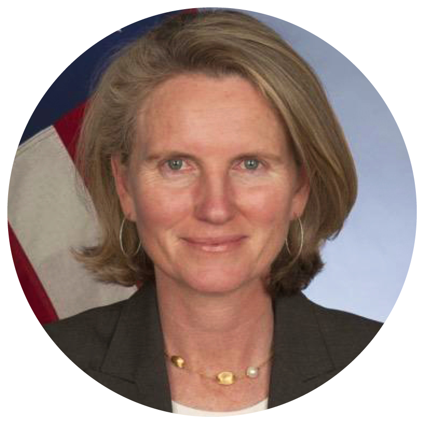 Isobel Coleman_ - An American diplomat, Isobel served as the U.S. Representative to the United Nations under the Obama administration and led US efforts to reform the UN's budget increasing transparency and accountability. She is the author and co-author of several books and a Senior Fellow for U.S. Foreign Relations.