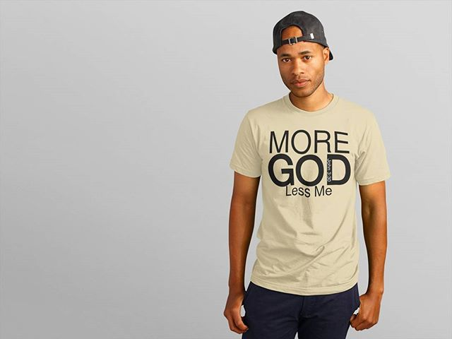 Thanks to popular demand, the John 3:30 shirts are now available in 8 different colors! Click on the link in the bio for FREE SHIPPING!